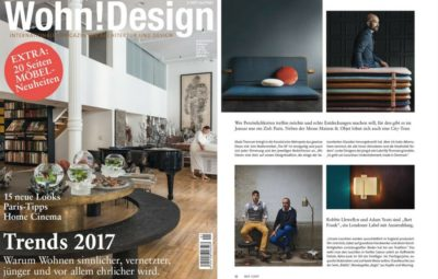 NEUE LOOKS FR 2017 TRENDSCOUT THE M BY THORNAM WOHNDESIGN MAGAZINE GERMANY
