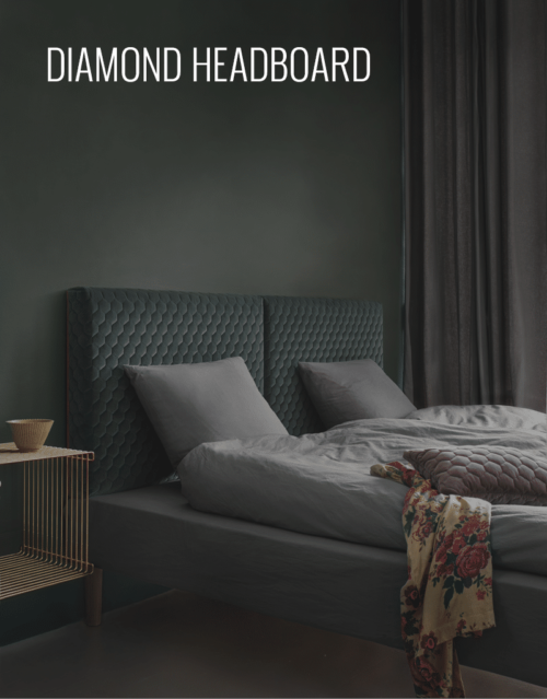 DIAMOND HEADBOARD